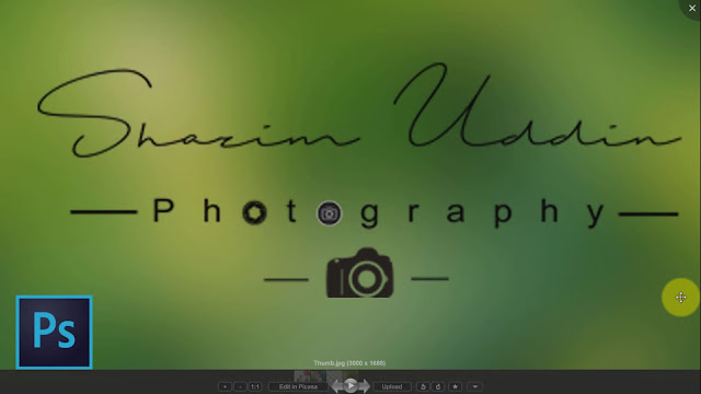 how to create own signature logo for photography screenshot 7