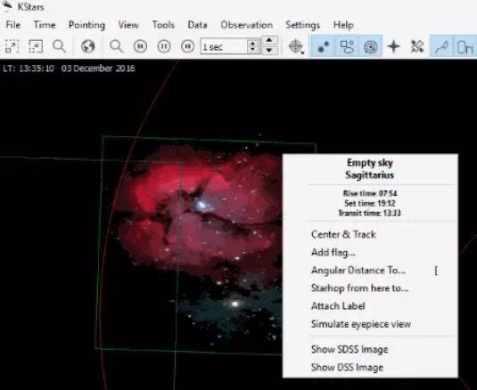 Software Planetarium Gratis Terbaik untuk Windows-5