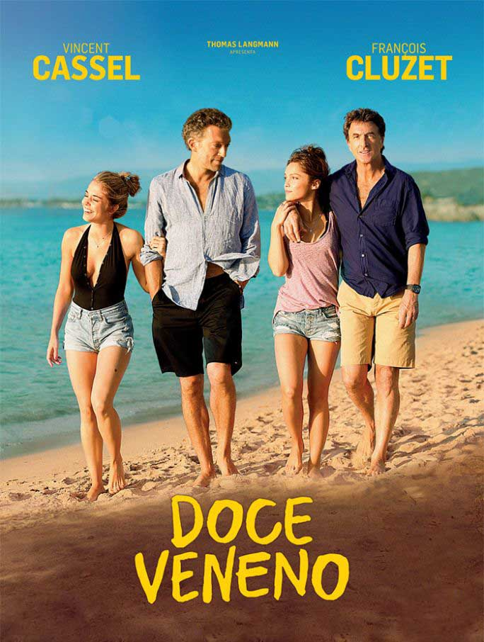 Doce Veneno Torrent – BluRay 720p e 1080p Dual Áudio (2016)