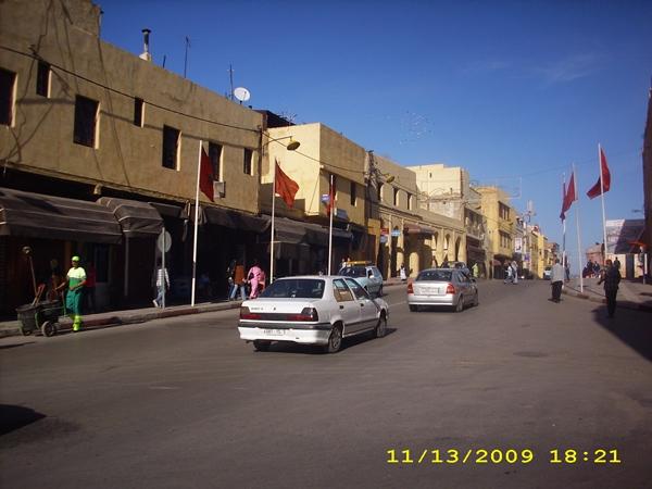 strazi-meknes-maroc