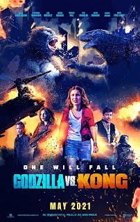 Download Godzilla vs. Kong (2021) Dual Audio {Hindi+English} 720p HDRip