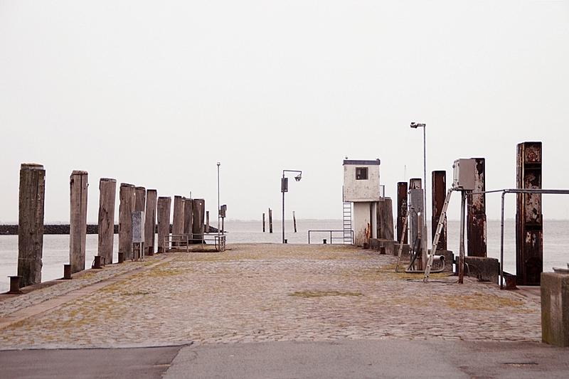 Föhr Hafen, Nordsee // Föhr Harbour, North Sea