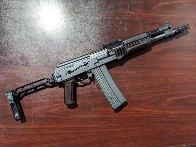 Brass-Foundry-6.8-Grendel-AK-Tism-Pistol-