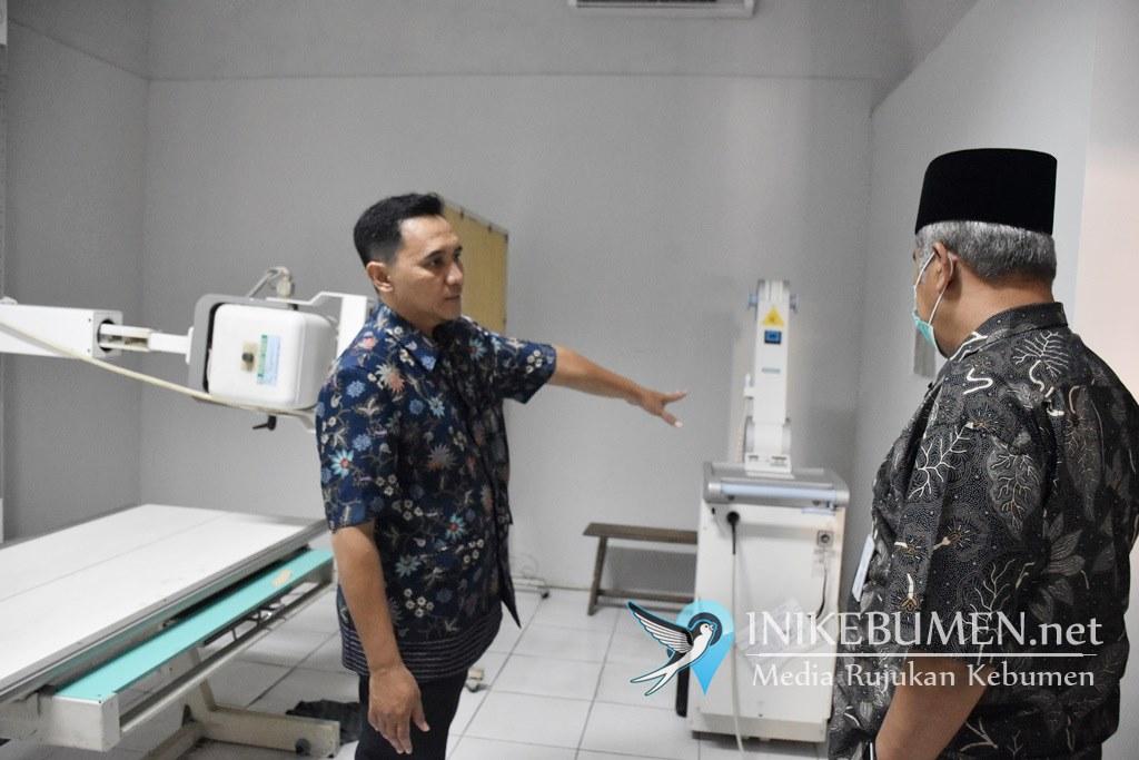Difungsikan Mulai Jumat, Rumah Sakit Darurat Covid-19 Langsung Rawat 11 Pasien