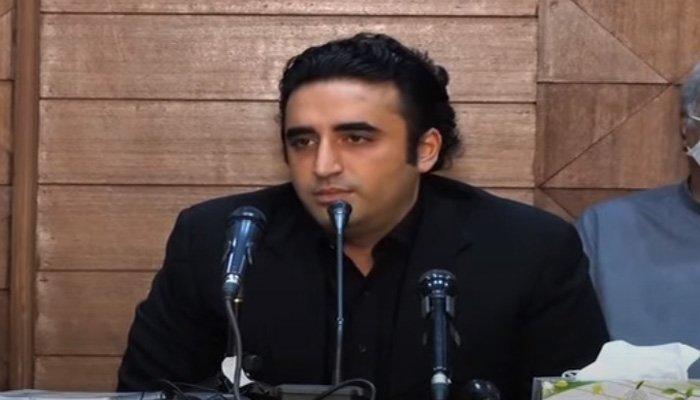 Bilawal censures PTI over 'subverting' Sindh endeavors in handling coronavirus