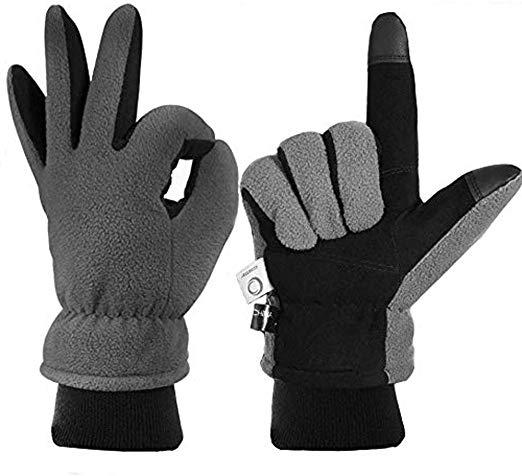 70% OFF Warm Work Gloves for Men