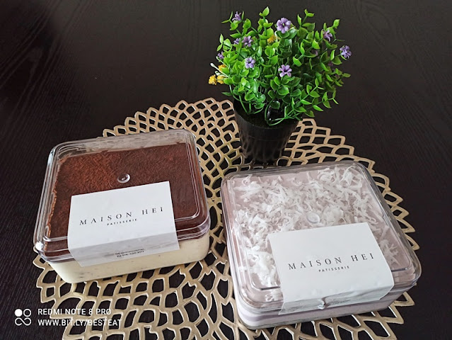 Maison Hei Patisserie Cakes Collection