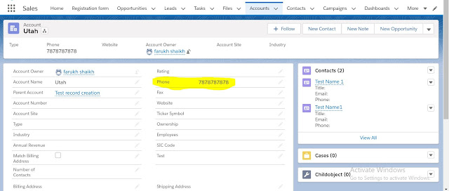 difference between trigger newmap and trigger oldmap in salesforce