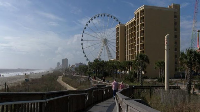 Decrease in the travel industry along the Grand Strand 'grievous', pioneers state