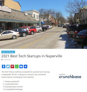 Best Tech Startups 2021