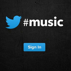 Twitter Music goes official with Rdio and Spotify integration