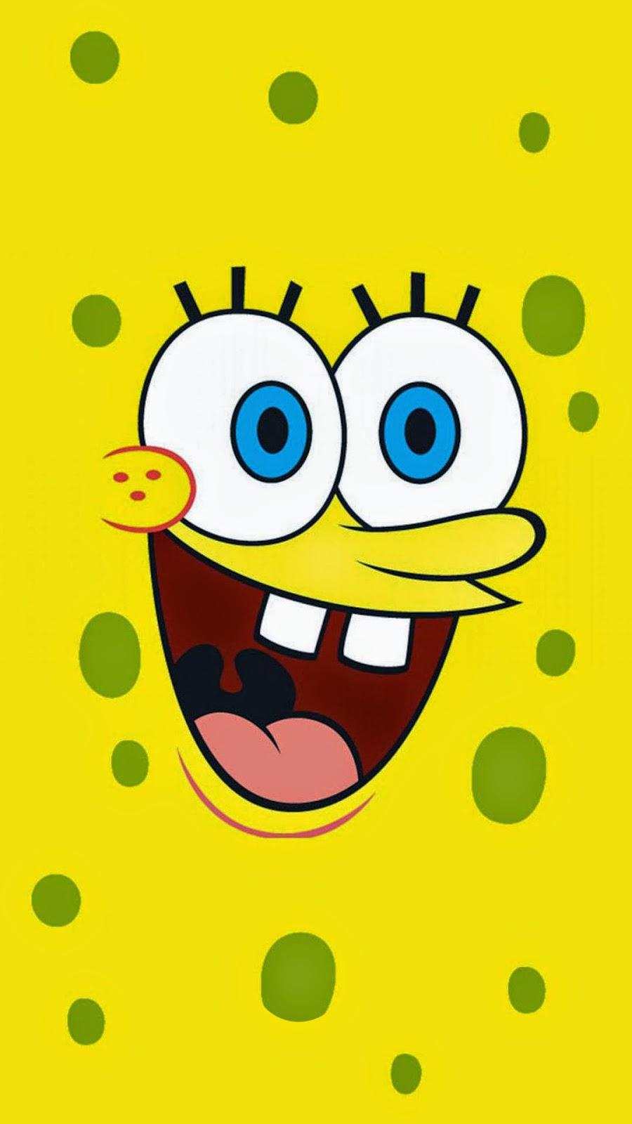 iPhone Wallpaper Spongebob Squarepants