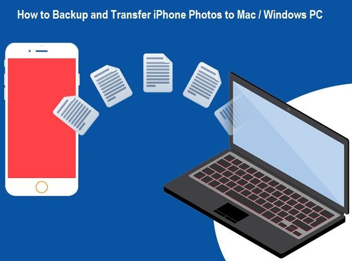 How to Transfer iPhone Photos to Windows and Mac PC