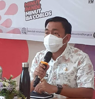 KPU RI Pilih Minut Jadi Daerah Gerakan Dukung Rekaman e-KTP