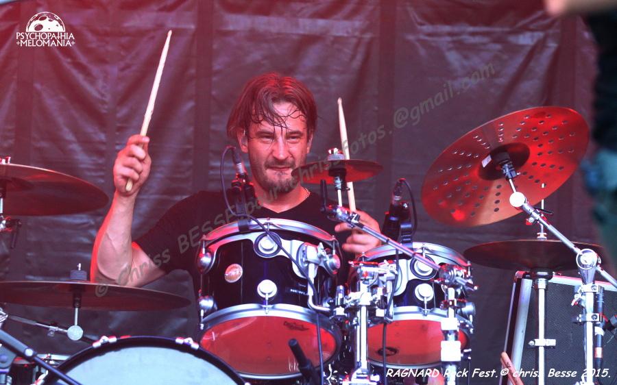 Skox @Ragnard Rock Fest 2015, Simandre-sur-Suran 18/07/2015