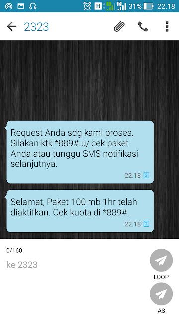 Paket internet seharian, paket internet malam