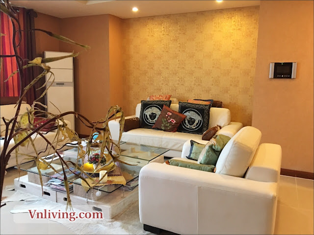The Manor apartment 114 sqm 2 bedrooms for rent western style furnished