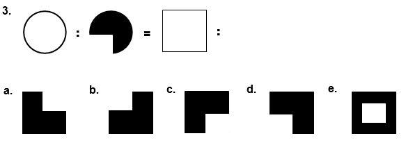 latihan soal 3 kemampuan figural analogi