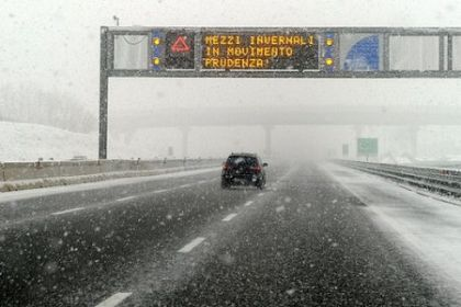 Clima: è inverno dopo il terzo autunno più caldo di sempre