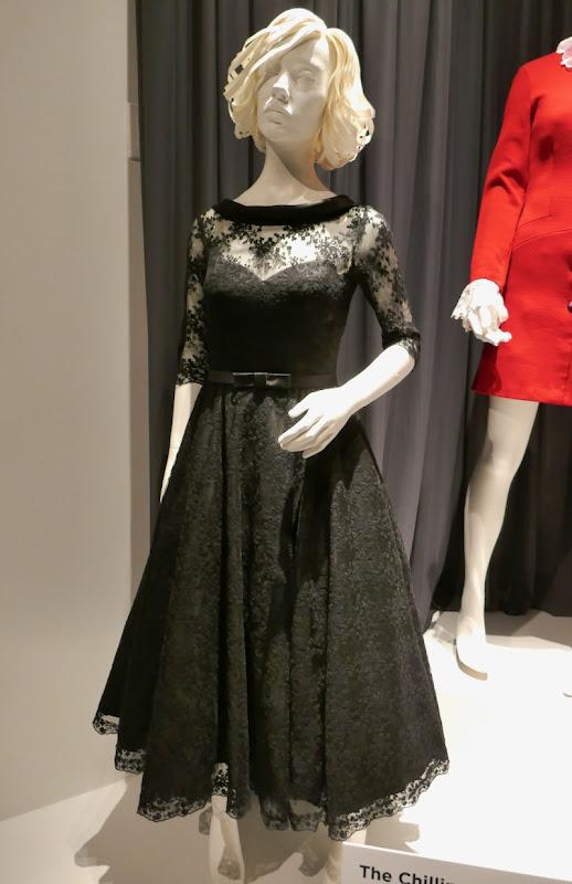 Chilling Adventures of Sabrina Dark Baptism dress