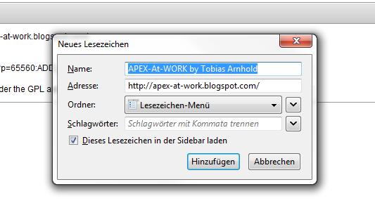 2011 | APEX-AT-WORK by Tobias Arnhold