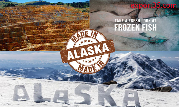 export alaska, import alaska, incorporate alaska