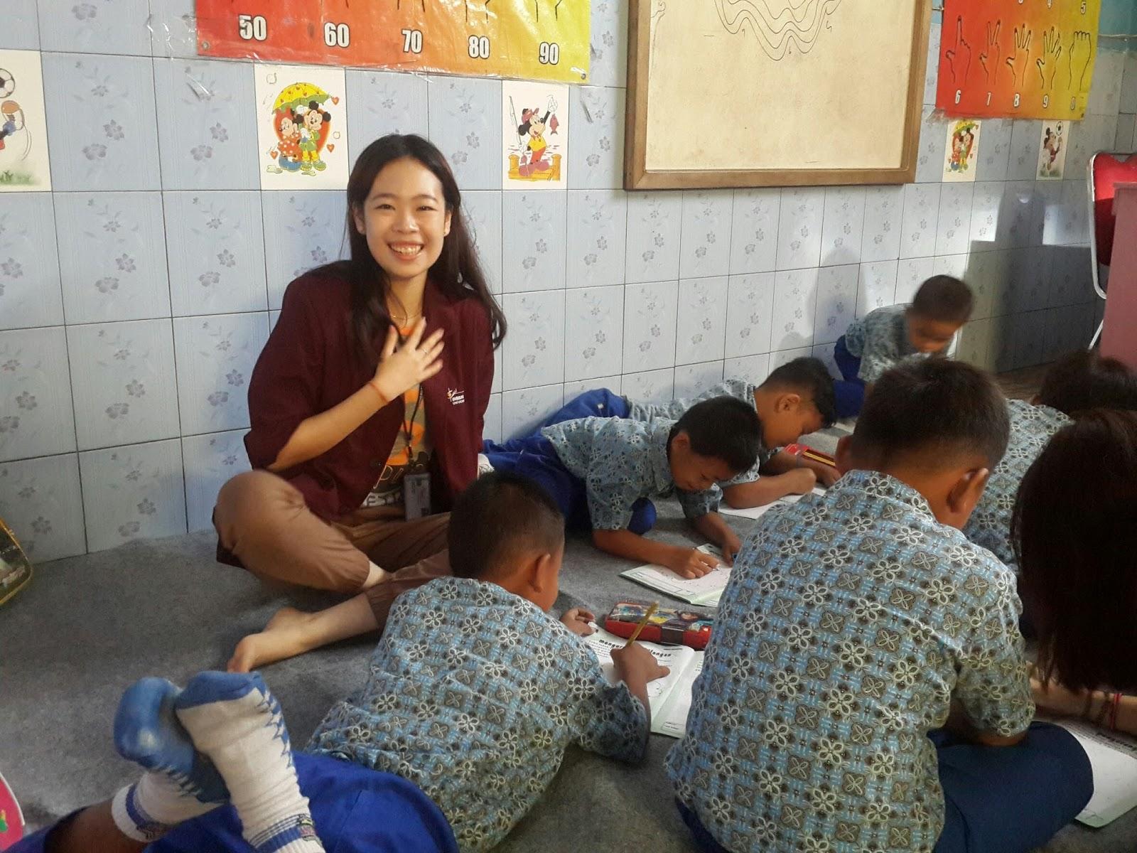 Setelah selesai mereka belajar menghitung dengan menggunakan metode Jari Matika Sebagian besar anak sudah mengerti bagaimana cara menghitung dan konsep