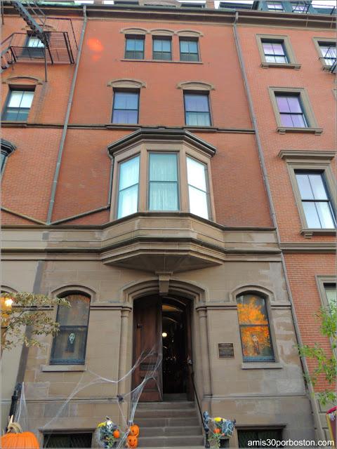 Gibson House Museum en Boston