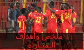 اهداف مباراة المريخ ومولودية الجزائر في كأس زايد للأندية الأبطال