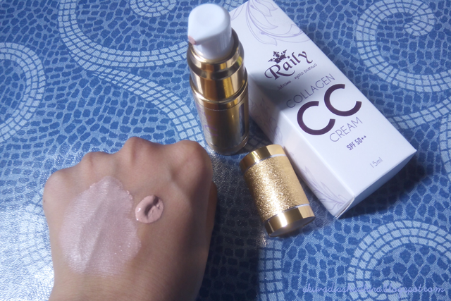 Collagen CC Cream by Raily Cosmetics