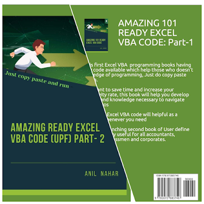 [Free ebook]Ready to Use 101 Powerful Excel VBA Code Just Copy - Paste - Run (For Functional Users) by Anil Nahar