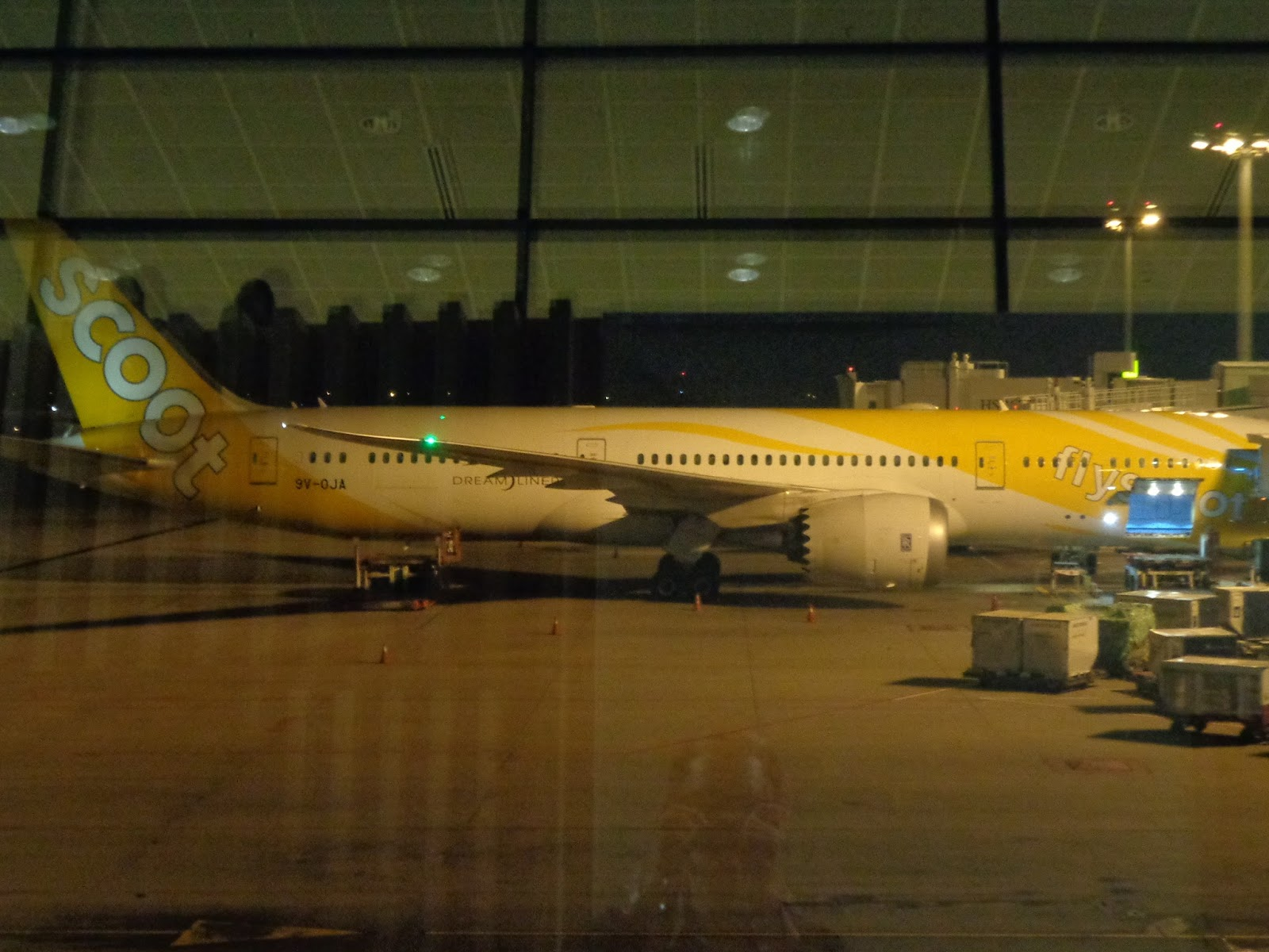 Scoot Stops Flying To Hong Kong From Singapore 30 October 2016 Onwards Its Final Flights Tz322 Sin Hkg Tz321 Will Be Operated On 28