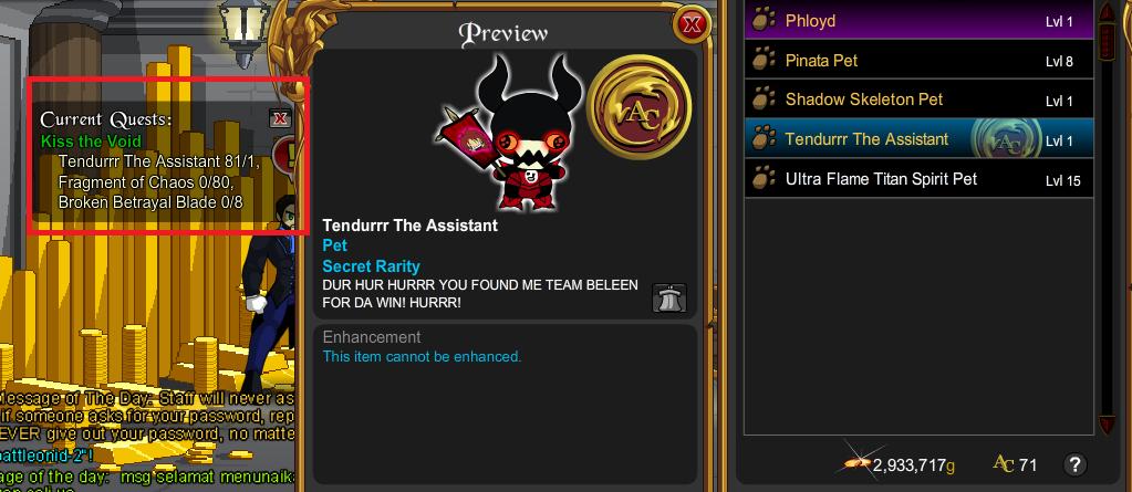 Lihat Tendurrr The Assistant-nya ada 81! Berhasil kan?