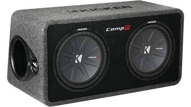 Box Audio Kicker DCWR122 Harga Rp 5.300.000,00