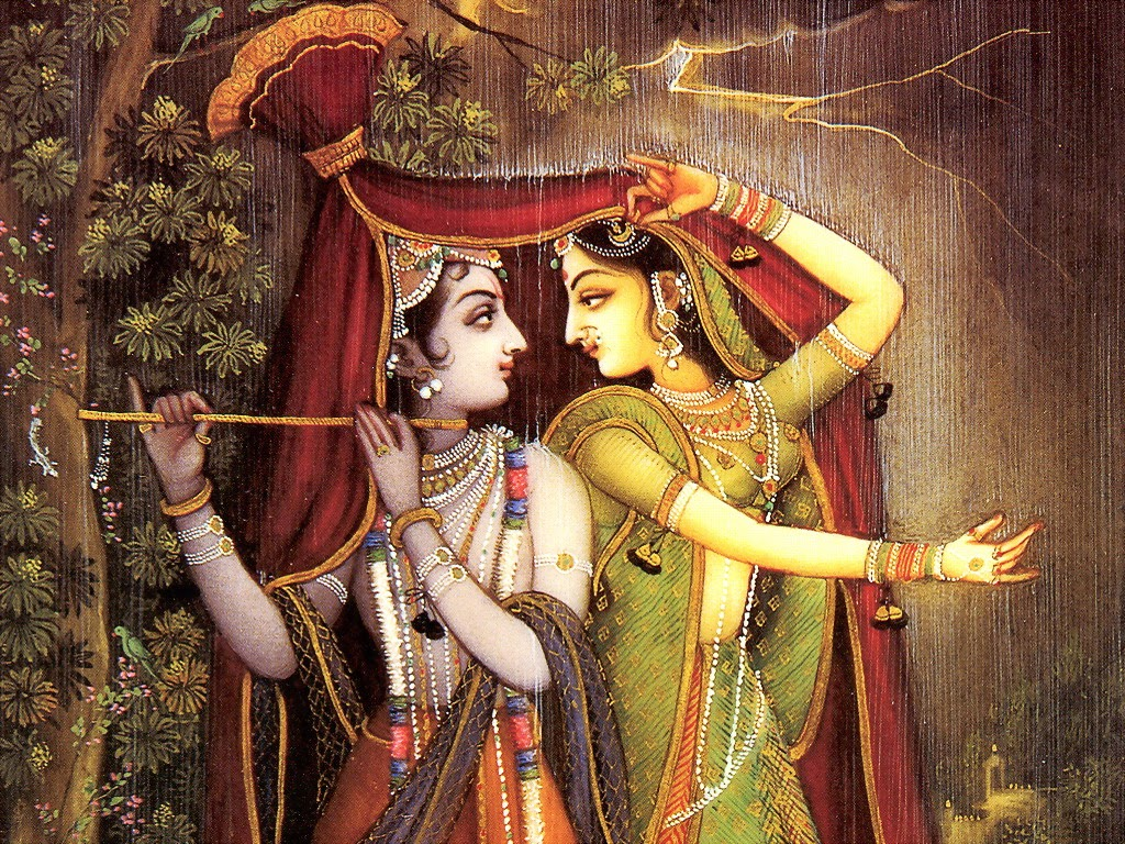 to radha krishna wallpapers - photo #35