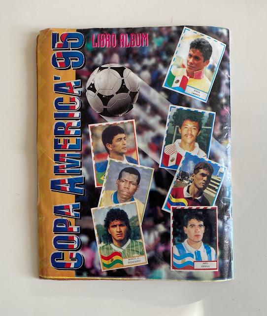 Quarta di copertina album Navarrete '95