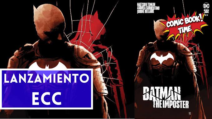 Batman: El impostor | Una miniserie que ofrece una visión única del Caballero Oscuro