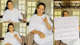 kangana ranaut slams bollywood selective secularism seeks justice ajay pandita