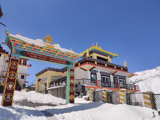 ultimate guide to Spiti Valley key monastery