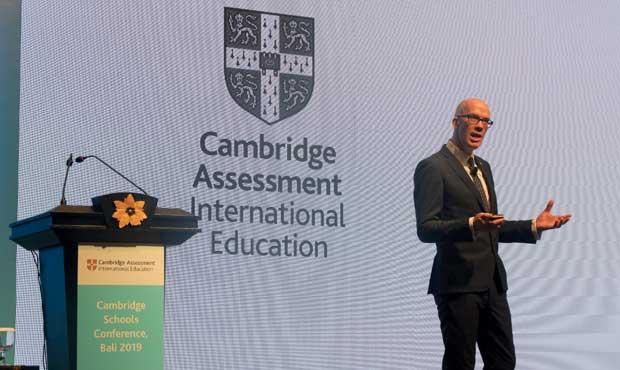 Konferensi Sekolah Cambridge se-Dunia 2019 Pertanyakan Efektivitas Belajar di Kelas