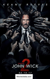 John Wick: Chapter 2 (2017) Full Movie Dual Audio Hindi HDRip 1080p   720p   480p   300Mb   700Mb   ESUB   {Hindi+English}