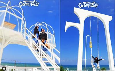 Karang Potong Ocean View Cianjur Viral