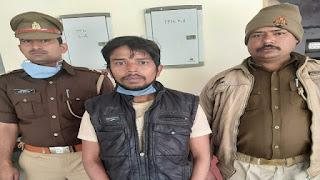 आश्रम से रुपयों से भरा बैग चोरी करने वाला अभियुक्त चढ़ा पुलिस के हत्थे