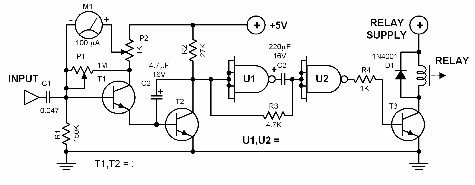voice-operated-switch-circuit-diagrams