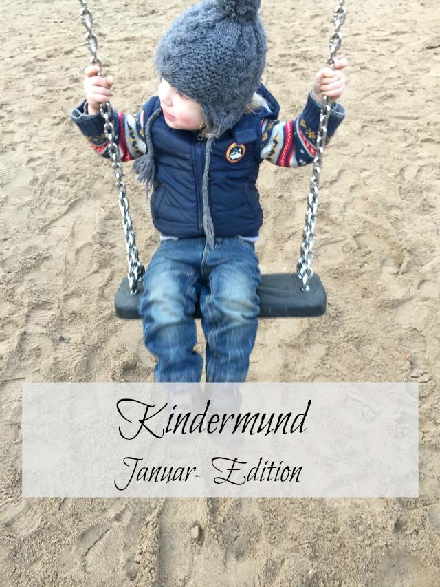 Kugelfisch-Blog: Kindermund im Januar