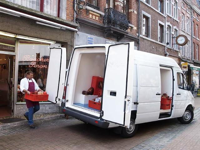 isolatiekit, bestelwagen, uitrusting, bedrijfswagens, arcxis
