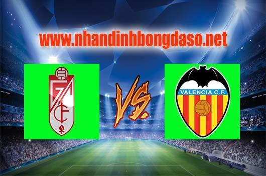 Nhận định bóng đá Granada vs Valencia, 17h00 ngày 09-04