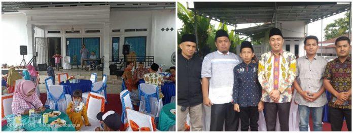 Open House Idul Fitri, Ketua DPRD Sungaipenuh Terima Semua Warga di Kediamannya