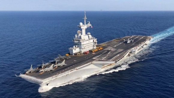 Nga nắm giữ 'chìa khóa' tàu sân bay hạt nhân Trung Quốc
