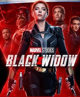 Black Widow [2021] [DVD R1] [NTSC] [Latino 5.1]